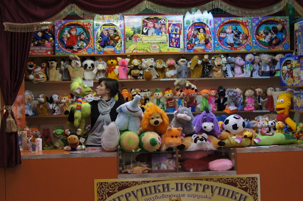 фотографии игрушек: